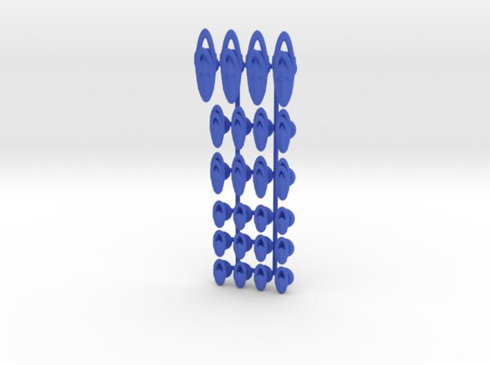 Theta Generic Fleet 1 3d printed