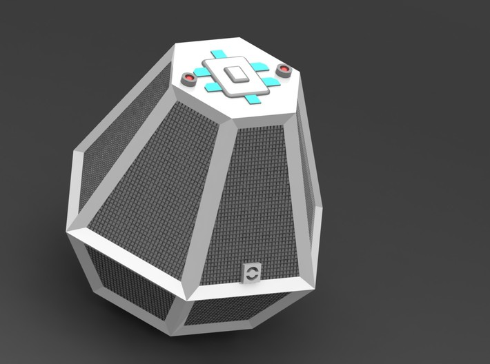 Class-E Cargo Container, X-Wing 3d printed Add a caption...