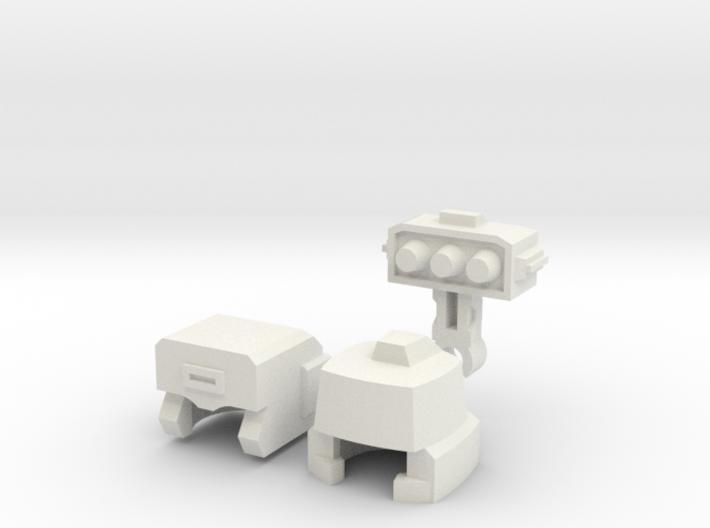 Robohelmets: Breaker-Breaker 3d printed