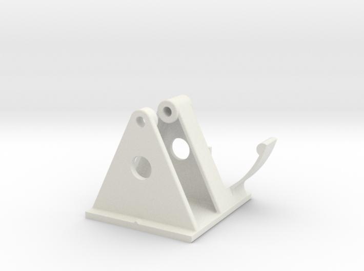 Ph1 Whell holder / Radhalter 3d printed