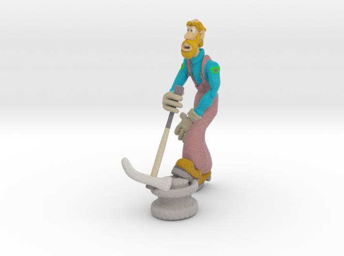 Repair Man 3d printed