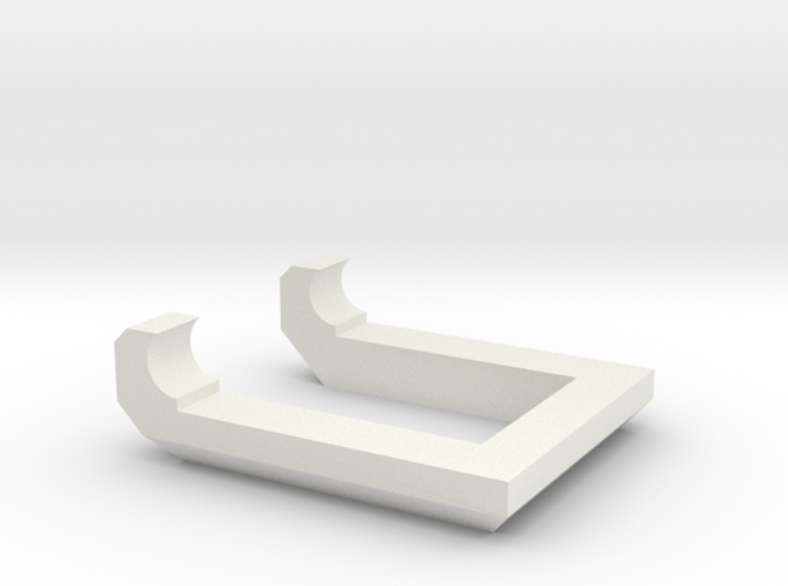CBB KO Devastator Foot Lock 3d printed
