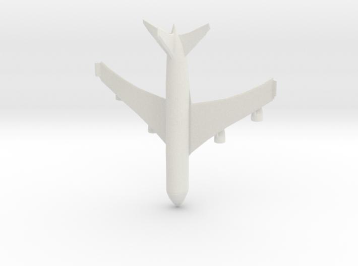 Passenger Plane 3d printed