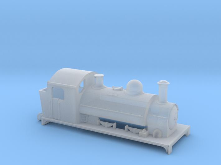 gwr 1316 - Z- 1:220 3d printed