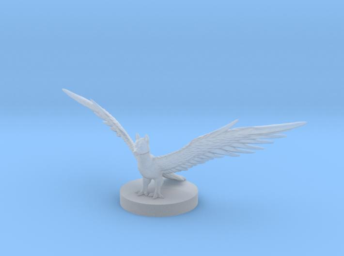 Simurgh 3d printed
