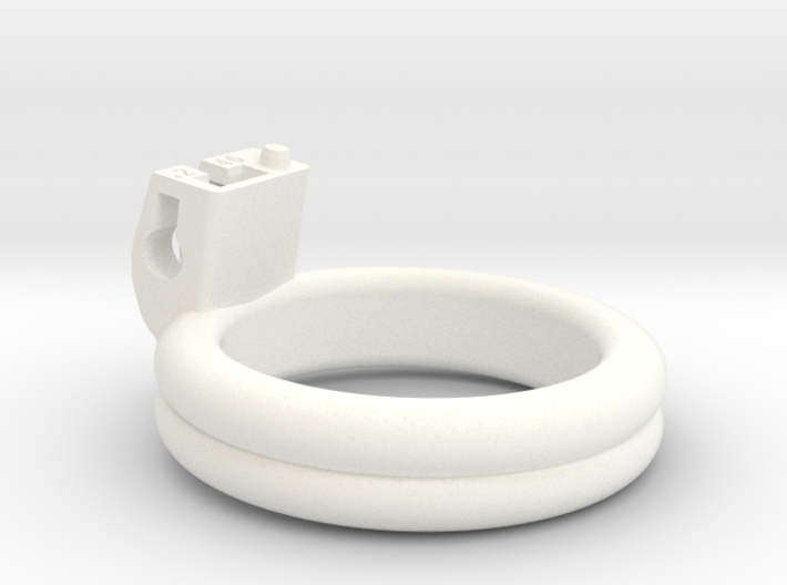 Cherry Keeper Ring - 46mm Double Flat +2° 3d printed