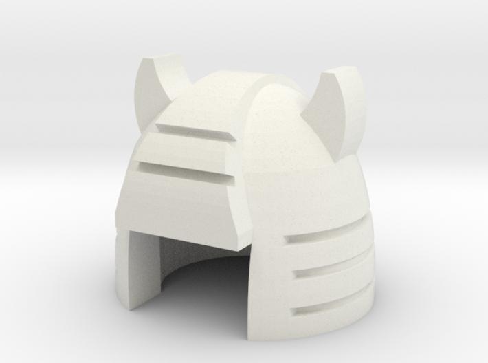 Robohelmet: Scrappy-bot 3d printed