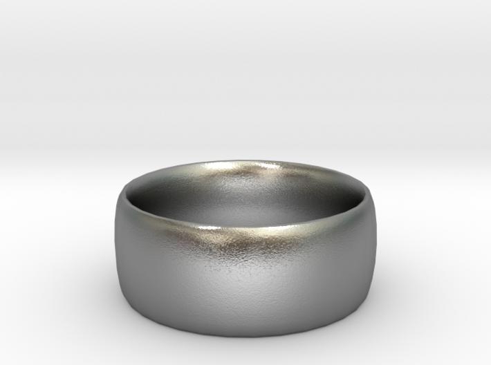 Plain Ring 3d printed