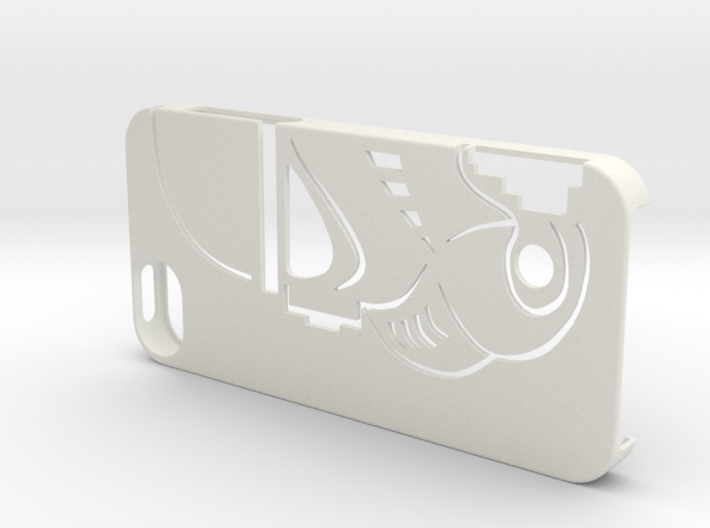 Stormtrooper Iphone 5 case 3d printed