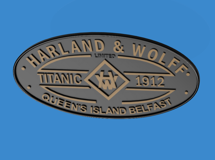 Conception plaque de construction Harland & Wolff, Belfast (Titanic) 710x528_32860047_17378359_1602416838