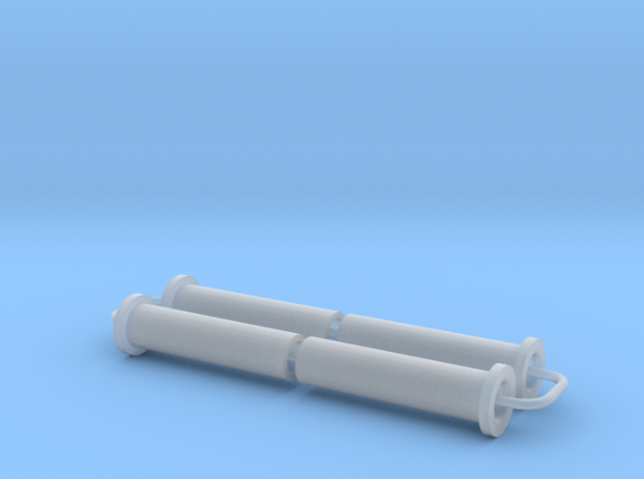 Wrenn OO DCC Convertion Vertical Motor x4 3d printed
