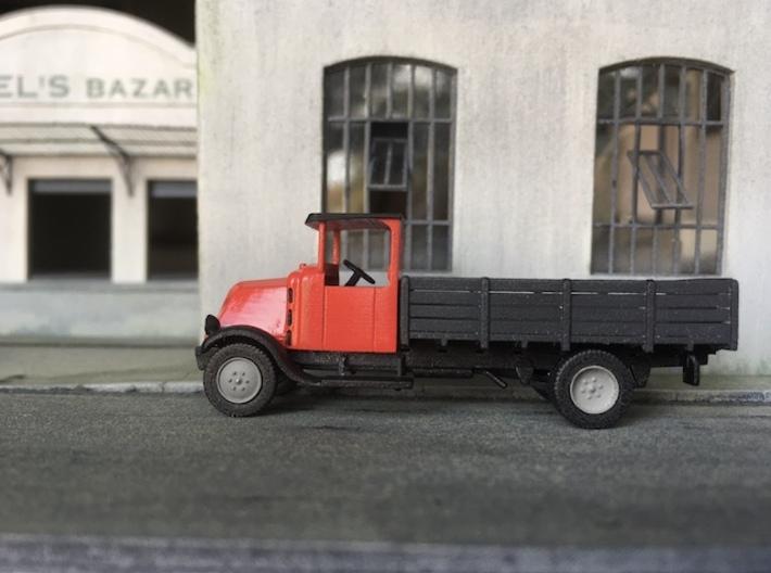 Renault 5 tonnes 1928 - Ho 1:87 3d printed
