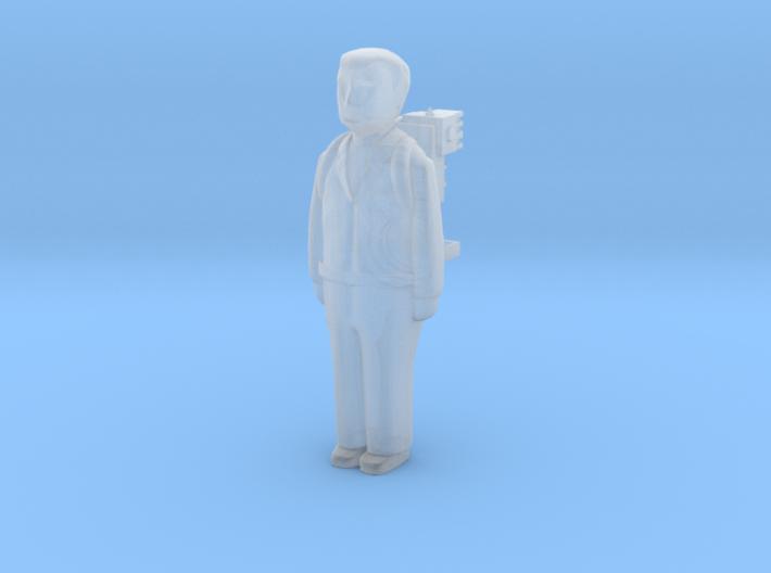 Capsule Ghostbusters: Venkman 3d printed