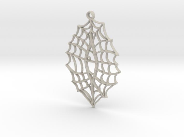 :Vision Web: Pendant 3d printed