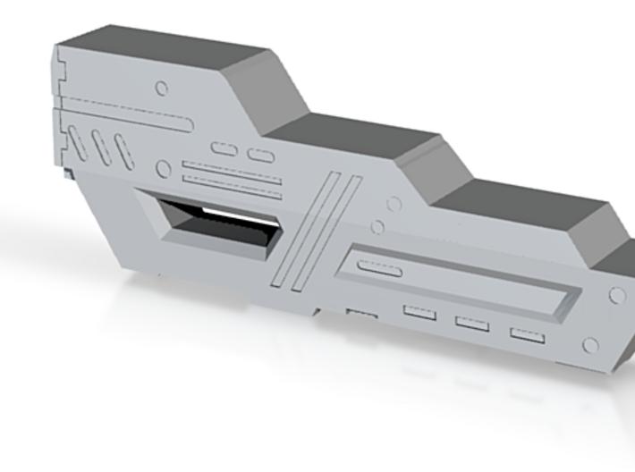 cariflex Main Body 3d printed