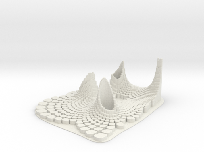 M070_Sink City sequence 3d printed