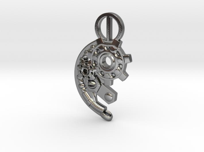 Yang Mechanical SMALL 3d printed