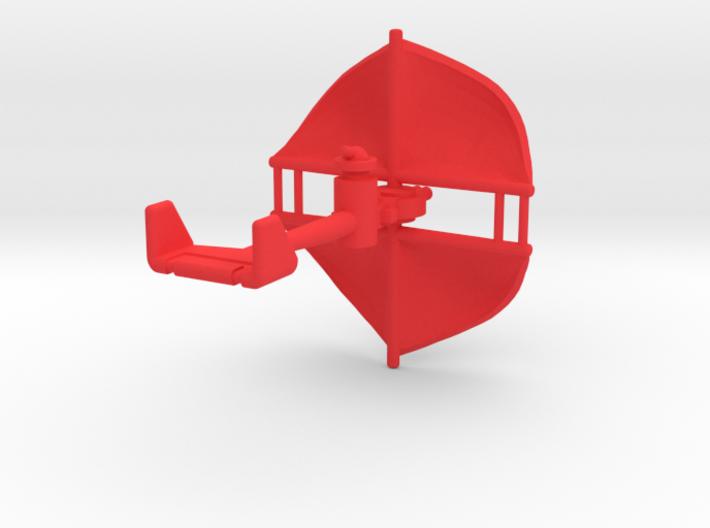Corvette | Steampunk Airship Miniature 3d printed