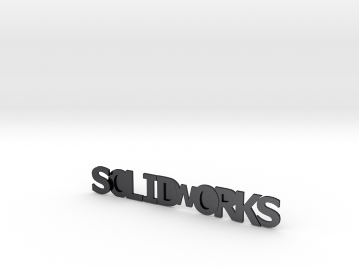 Solidworks 3d printed