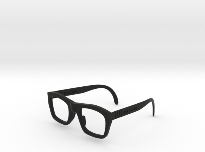 71914 FLEX Sunglasses Frames by Bits to Atoms 3d printed