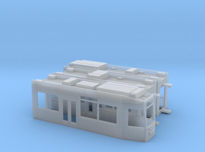 Łodź NF6D 3d printed