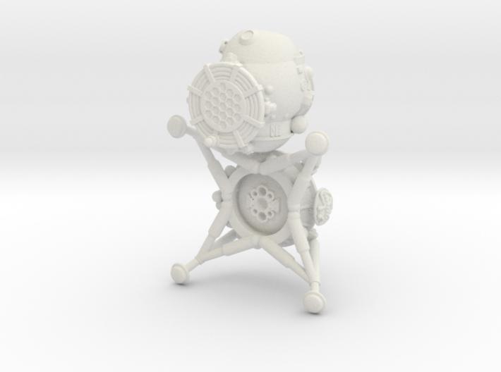 1/87 LK lander  3d printed