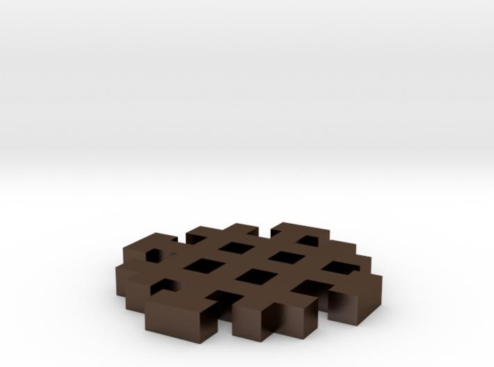 Mario's Jerusalem Cross 3d printed