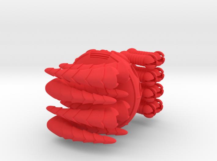 MechaSpider-LS-3i 3d printed
