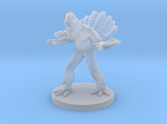 Wereturkey 3d printed