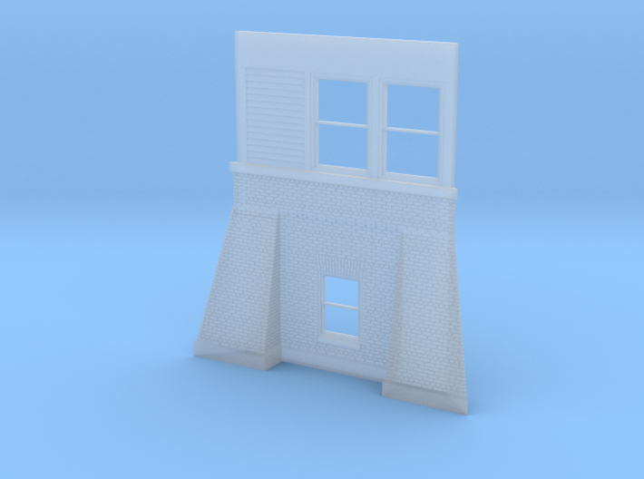 West Pana Tower Wall 1 of 7 3d printed