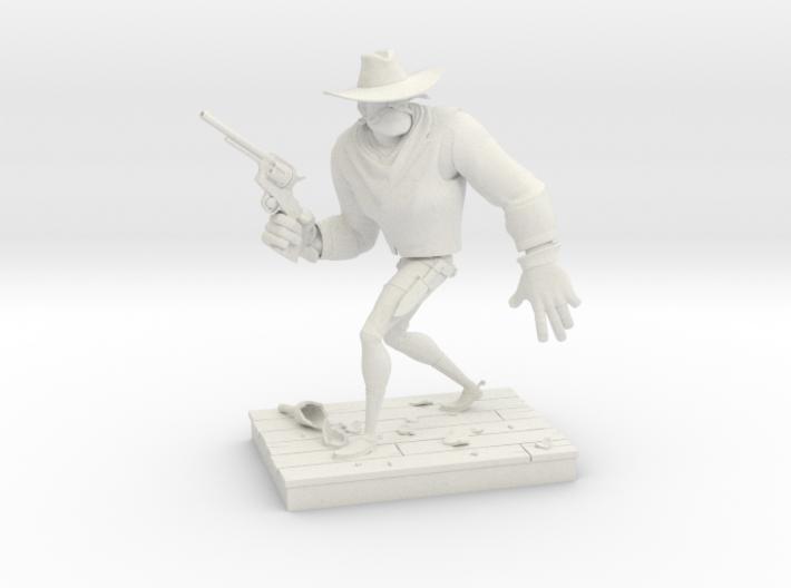 TheGunfighter (Medium) 3d printed