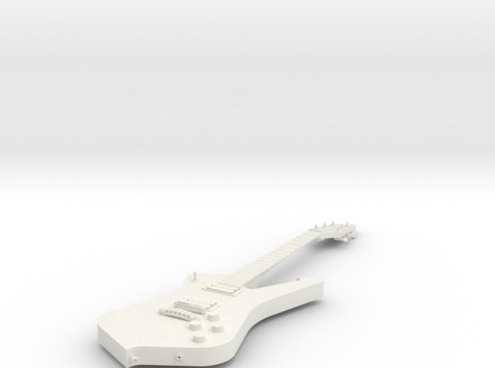 Guitar - Iceman 3d printed