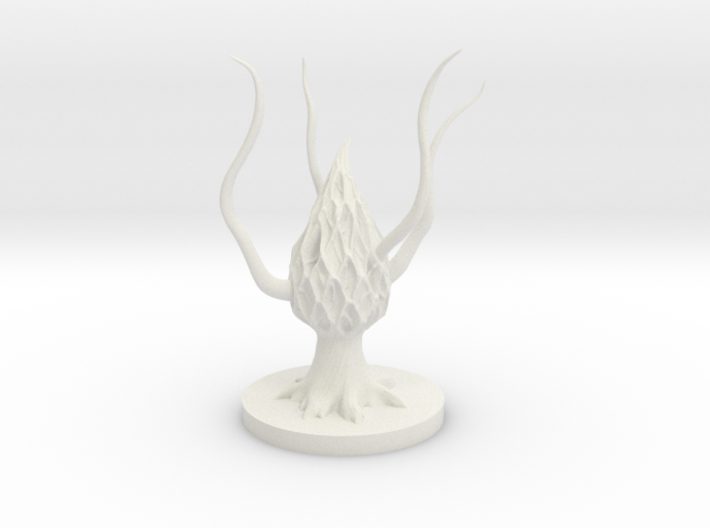 Fungi - Violet Fungus 3d printed