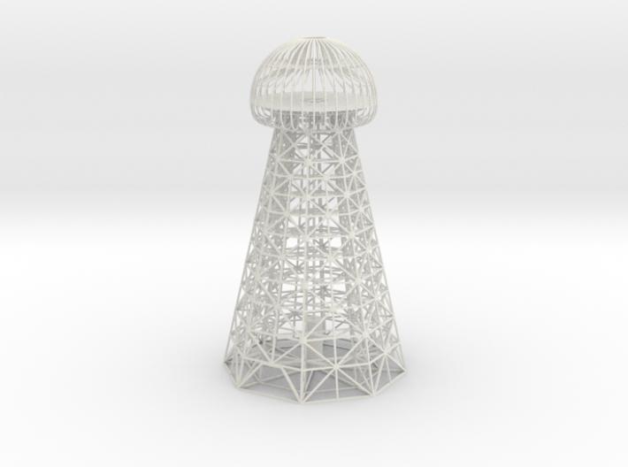 Tesla Tower 13 In 3d printed