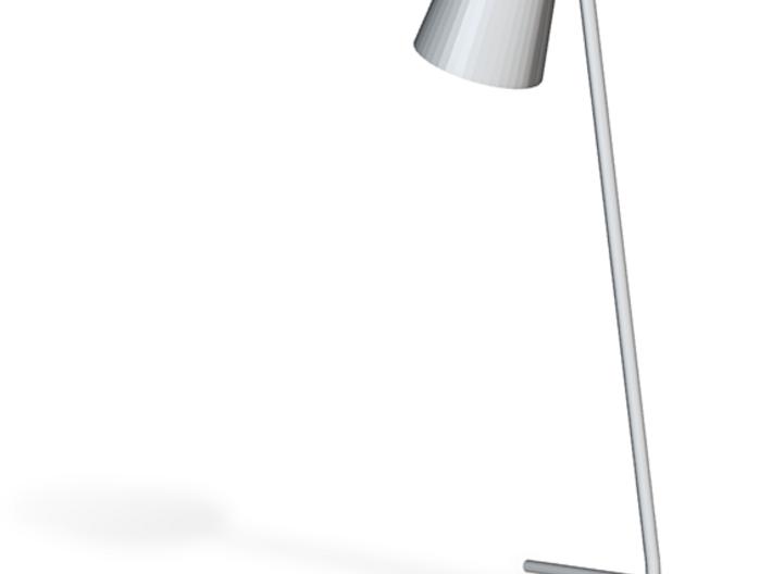 1:24 CB Angle Bronze Lamp 3d printed