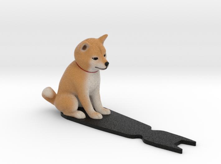 bat_dog 3d printed