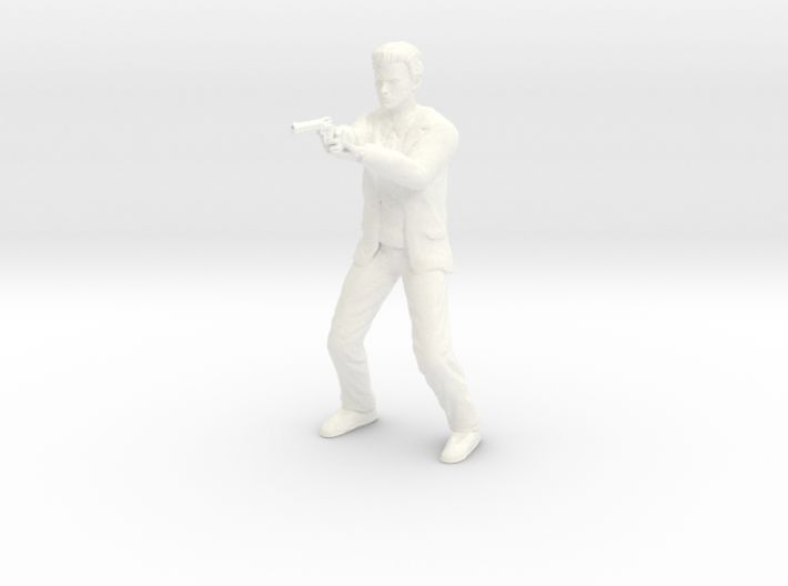 Clint Eastwood - Dirty Harry - PUNK - 1.18 3d printed