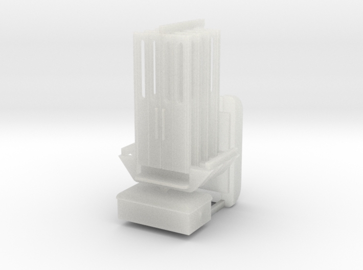 Nm YsteC-ABe11-Zuruestteile (1:160) 3d printed