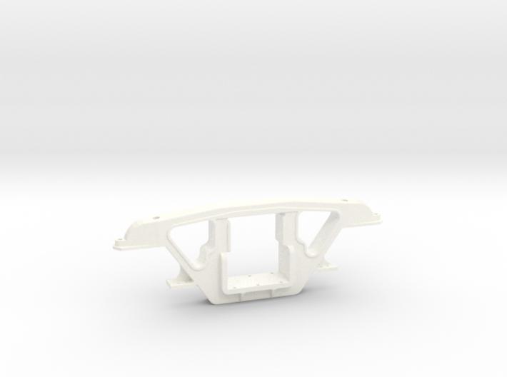 "3/4"" Scale Andrews Tender Truck Side Frame 3d printed"