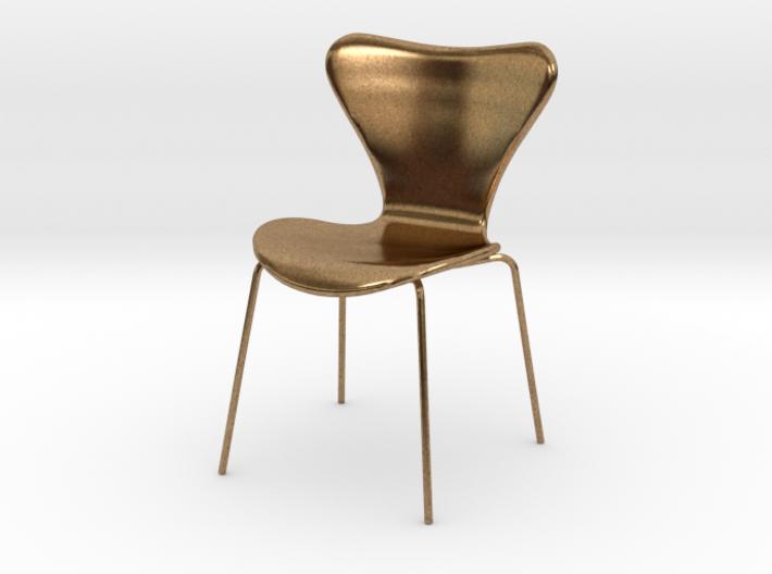 Fritz Hansen Series 7 Chair - 6.8cm tall 3d printed