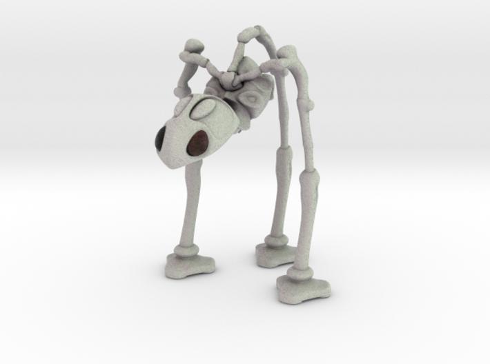Martian War Machine 3d printed