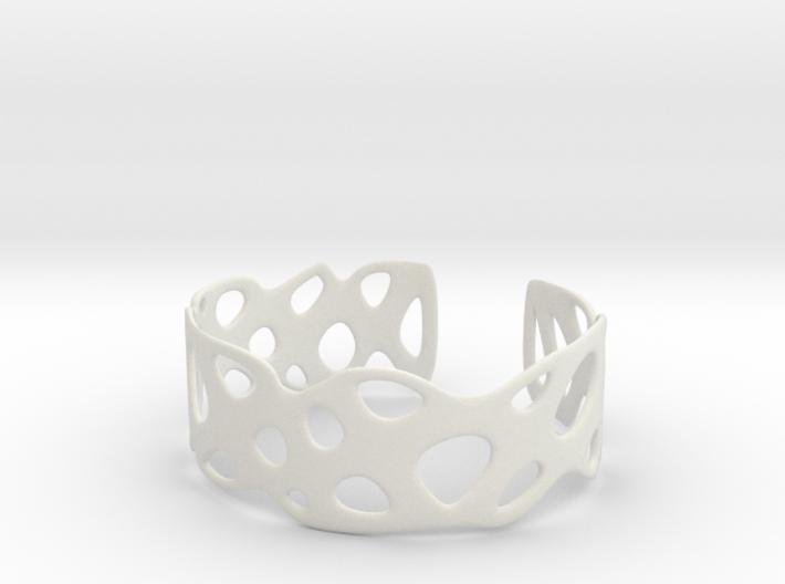 Cellular Bracelet Size M 3d printed