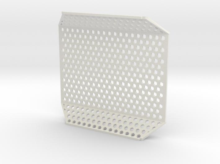 Pi Case Mesh 3d printed