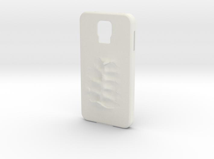 S5 Case Zombiebite 3d printed