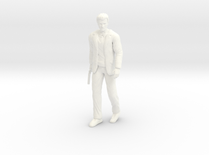 Clint Eastwood - Dirty Harry - Walking - 1.18 3d printed