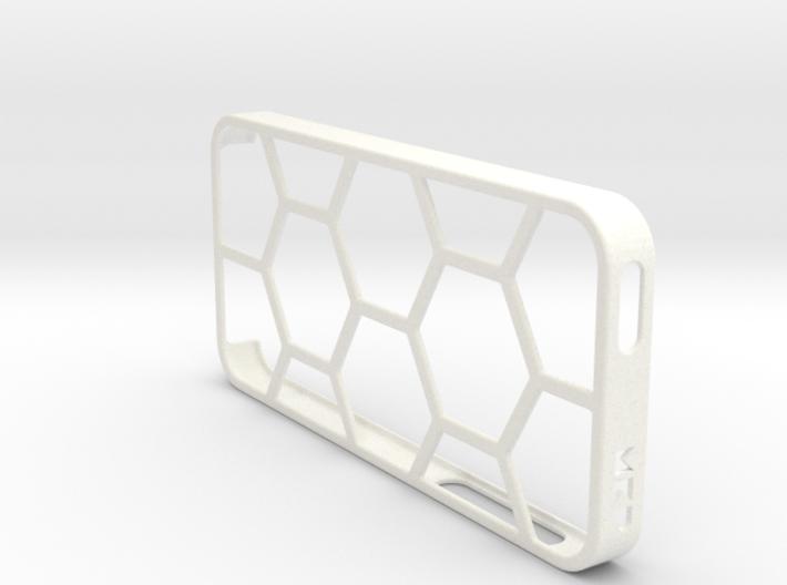 iPhone 5/5s Case - Hexelion 3d printed
