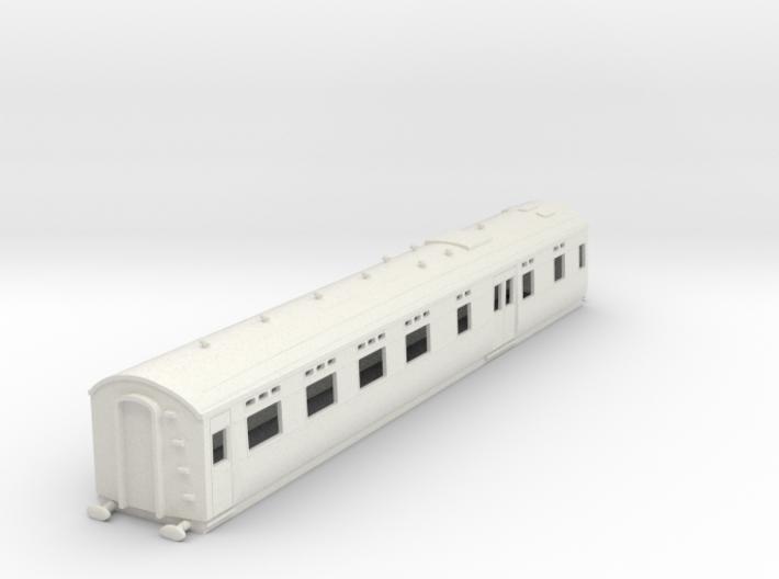 o-100-sr-maunsell-d2650-restaurant-coach 3d printed