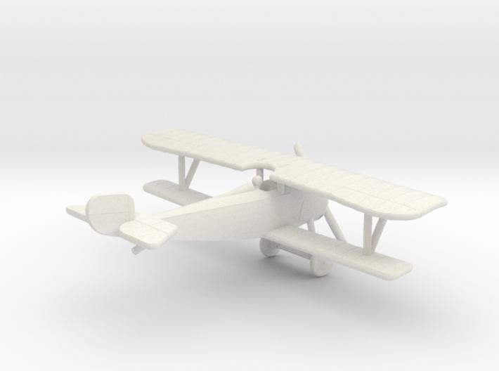 Nieuport 24bis (various scales) 3d printed