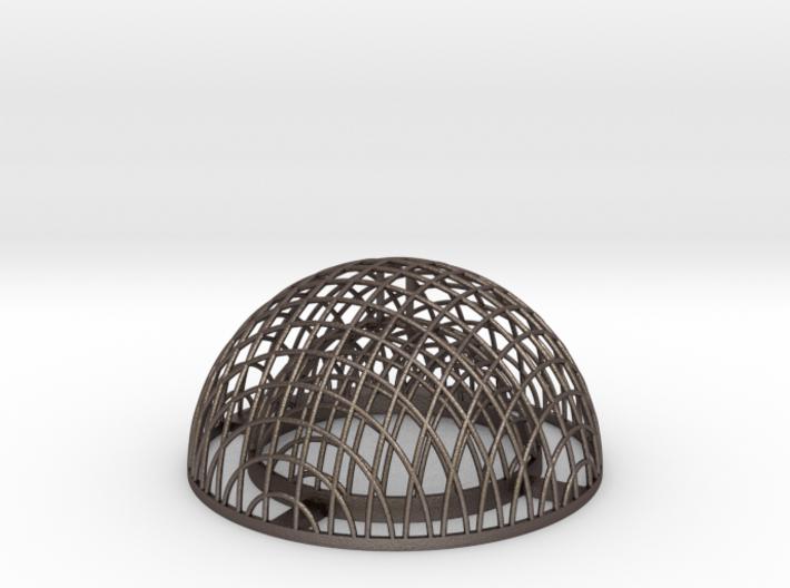 Feuerjonglierball 2. Hälfte 3d printed