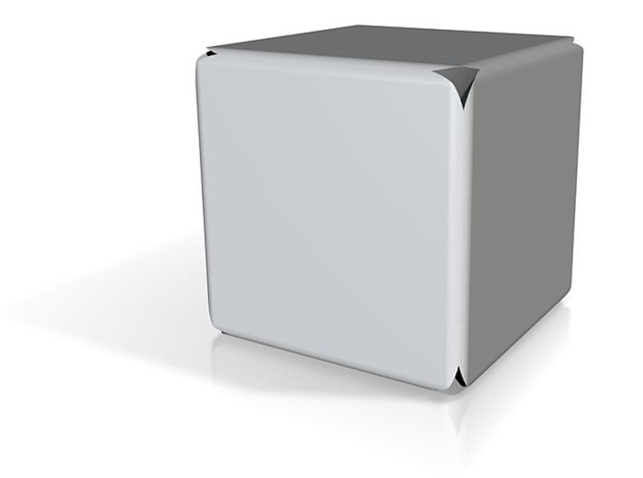 Crystal Sphere D6 3d printed